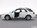 2002 Subaru Impreza Driver's side profile with drivers side door open