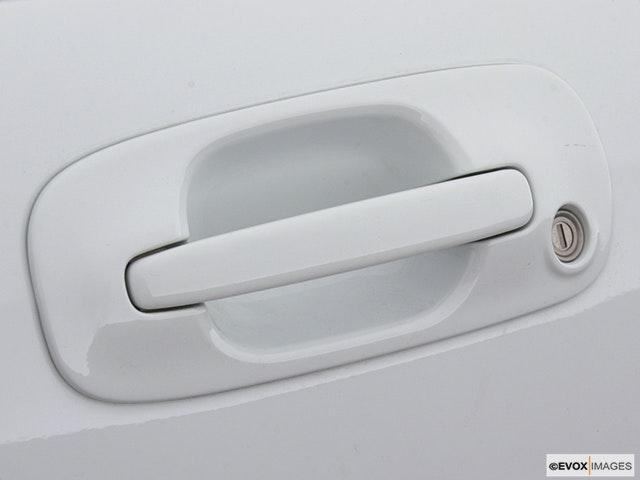 2002 Subaru Impreza Drivers Side Door handle