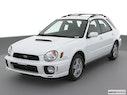 2002 Subaru Impreza Front angle view