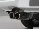 2002 Subaru Impreza Chrome tip exhaust pipe