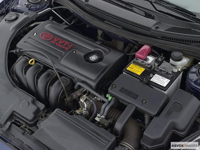 2002 Toyota Celica Engine