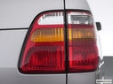 2002 Toyota Land Cruiser Passenger Side Taillight
