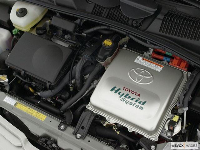 2002 Toyota Prius Engine