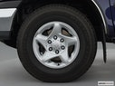 2002 Toyota Tundra Front Drivers side wheel at profile