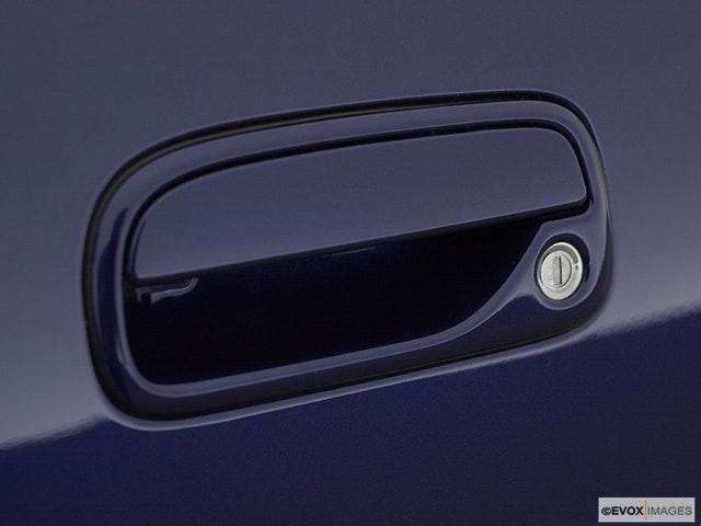 2002 Toyota Tundra Drivers Side Door handle