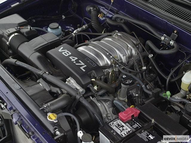 2002 Toyota Tundra Engine