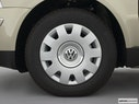 2002 Volkswagen Passat Front Drivers side wheel at profile