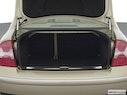 2002 Volkswagen Passat Trunk open