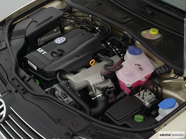 2002 Volkswagen Passat Engine