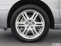2003 Acura CL Front Drivers side wheel at profile