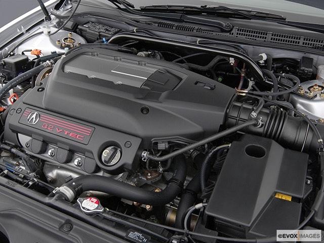2003 Acura CL Engine