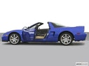 2003 Acura NSX Driver's side profile with drivers side door open