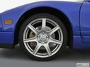 2003 Acura NSX Front Drivers side wheel at profile
