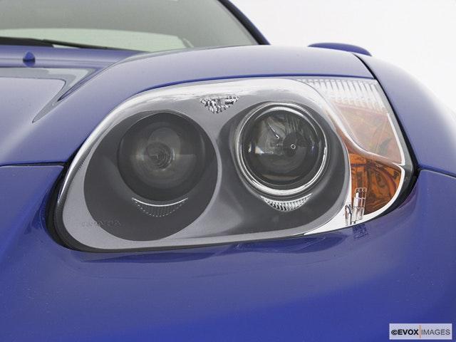 2003 Acura NSX Drivers Side Headlight