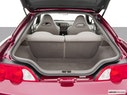 2003 Acura RSX Trunk open