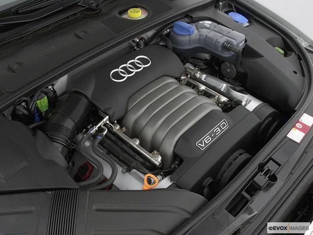 2003 Audi A4 Engine