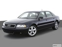 2003 Audi A8 Front angle view