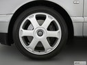 2003 Audi S8 Front Drivers side wheel at profile