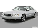2003 Audi S8 Front angle view