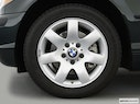 2003 BMW 3 Series Front Drivers side wheel at profile
