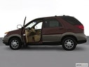 2003 Buick Rendezvous Driver's side profile with drivers side door open