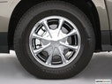 2003 Buick Rendezvous Front Drivers side wheel at profile