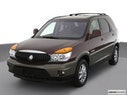 2003 Buick Rendezvous Front angle view