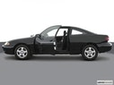2003 Chevrolet Cavalier Driver's side profile with drivers side door open