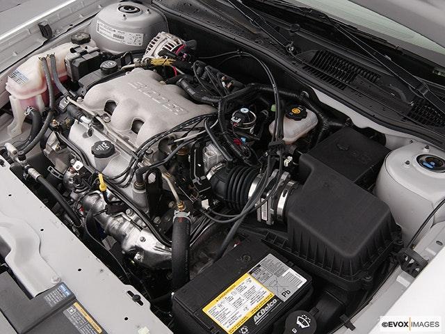 2003 Chevrolet Malibu Engine
