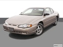 2003 Chevrolet Monte Carlo Front angle view