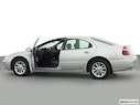 2003 Chrysler 300M Driver's side profile with drivers side door open