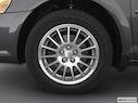 2003 Chrysler Sebring Front Drivers side wheel at profile