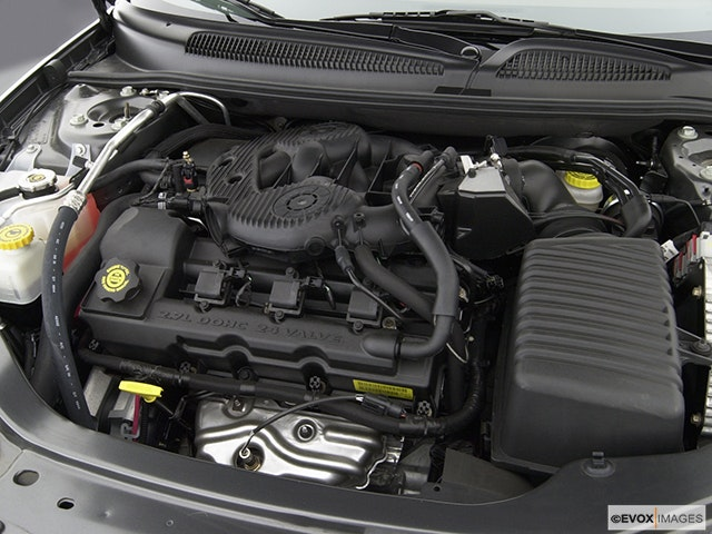 2003 Chrysler Sebring Engine