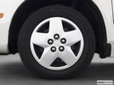 2003 Dodge Neon Front Drivers side wheel at profile