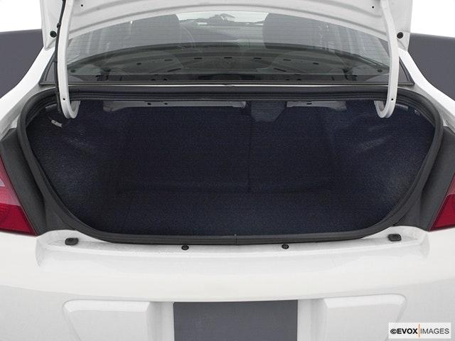 2003 Dodge Neon Trunk open