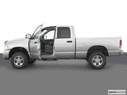 2003 Dodge Ram Pickup 2500 Driver's side profile with drivers side door open
