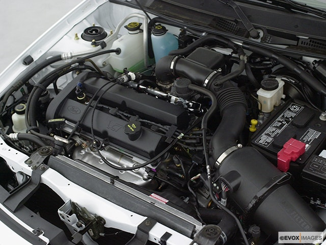 2003 Ford Escort Engine