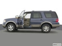2003 Ford Expedition Driver's side profile with drivers side door open