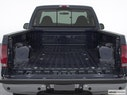 2003 Ford F-250 Super Duty Trunk open