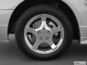 2003 Ford Mustang Front Drivers side wheel at profile