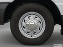 2003 Ford Ranger Front Drivers side wheel at profile