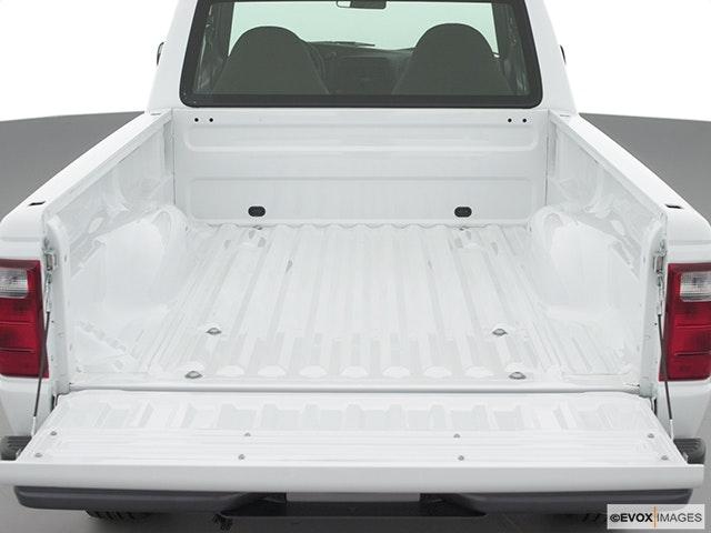 2003 Ford Ranger Trunk open