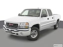 2003 GMC Sierra 1500HD Front angle view