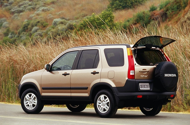 2003 Honda CR-V Review | CARFAX Vehicle Research