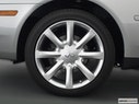 2003 INFINITI M45 Front Drivers side wheel at profile