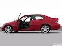 2003 Lexus IS 300 Driver's side profile with drivers side door open