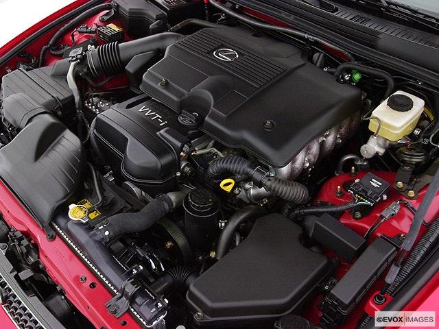 2003 Lexus IS 300 Engine