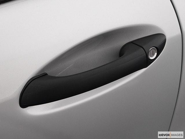 2003 Mercedes-Benz C-Class Drivers Side Door handle