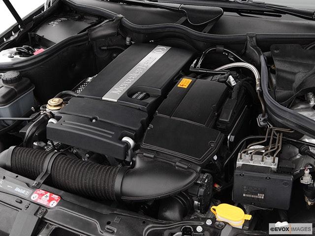 2003 Mercedes-Benz C-Class Engine