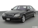 2003 Mercedes-Benz S-Class Front angle view